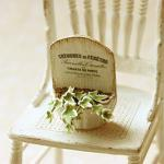 Dollhouse Miniature - French Chic Ivy Plant